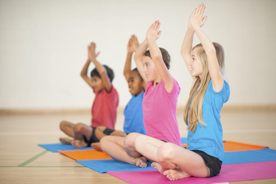 Kinderyoga Yoga Mindfulness Stress Burnout Limmen Castricum Heilloo Alkmaar